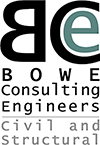 Bowe Consulting Engineers Sticky Logo